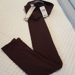 New Brown tights size xs/s